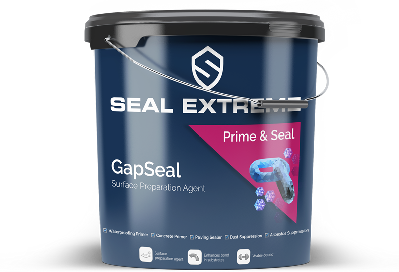 GapSeal - Surface preparation agent, primer and sealant